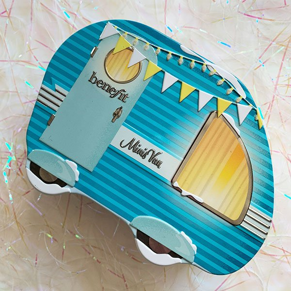 Benefit Xmas 2019: Minis Van (Sephora Exclusive), closed