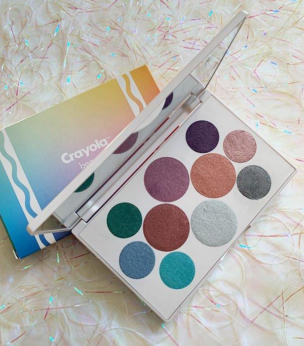 Crayola Beauty Eye Palette (Hey Pretty Review) – Sephora Schweiz Weihnachtsgeschenke 2019