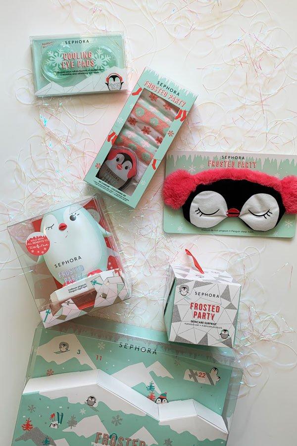 Sephora Frosted Party Christmas Collection 2019: Die schönsten Geschenk-Highlights auf Hey Pretty Beauty Blog, erhältlich bei Sephora at Manor Schweiz