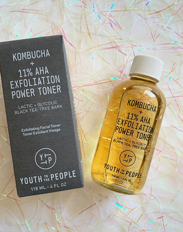 Youth To the People Kombucha Power Toner (Hey Pretty Beauty Blog Sephora Xmas 2019 Geschenkideen)