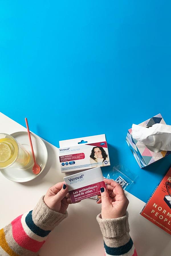Helfen Antibiotika? Der Apotheken Selbst-Test im Test auf Hey Pretty Beauty Blog