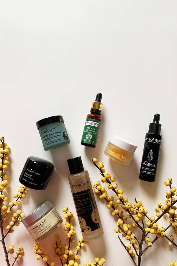 Hautpflege Highlights für die kalte Jahreszeit: Naturkosmetik-Lieblinge von Hey Pretty mit BioBeautyBoutique