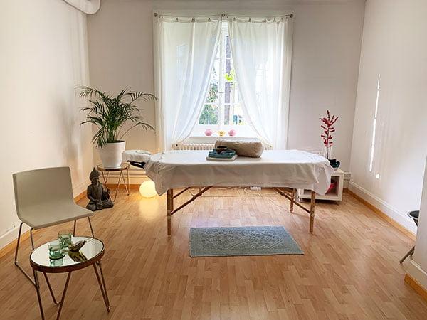 Spa Review: Agnes Schrader ganzheitliche Massagen für Frauen in Zürich (Erfahrungsbericht auf Hey Pretty Beauty Blog)