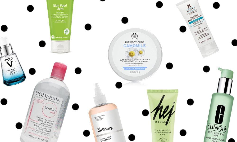 Hey Pretty Beauty-ABC: Erschwingliche Alltagshelden – 15 Gesichtspflegeprodukte, die richtig was können, und richtig wenig kosten