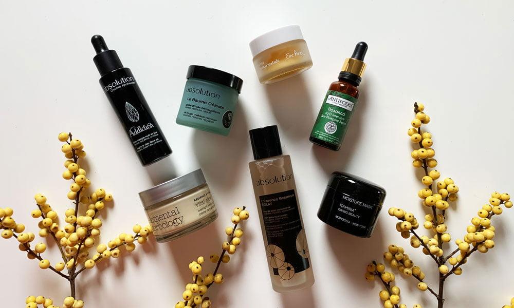 7 Naturkosmetik-Pflegeprodukte, die deine Haut im Winter zum Strahlen bringen