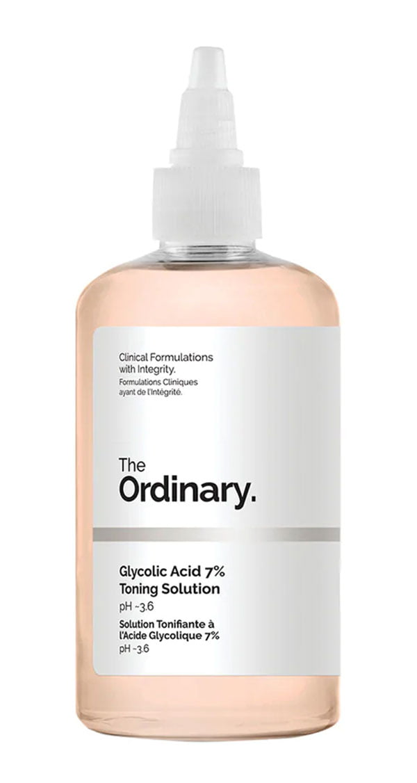 Alltagshelden der Gesichtspflege: The Ordinary Glycolic 7% Toning Solution (Beauty ABC auf Hey Pretty)