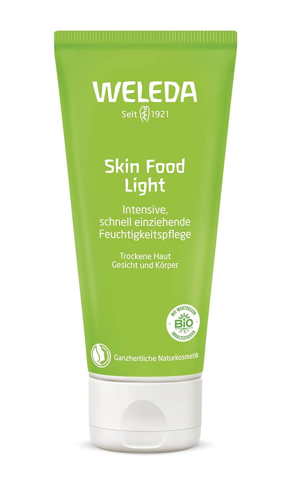 Weleda Skin Food Light: Hey Pretty Beauty-ABC «Alltagshelden der Gesichtspflege»