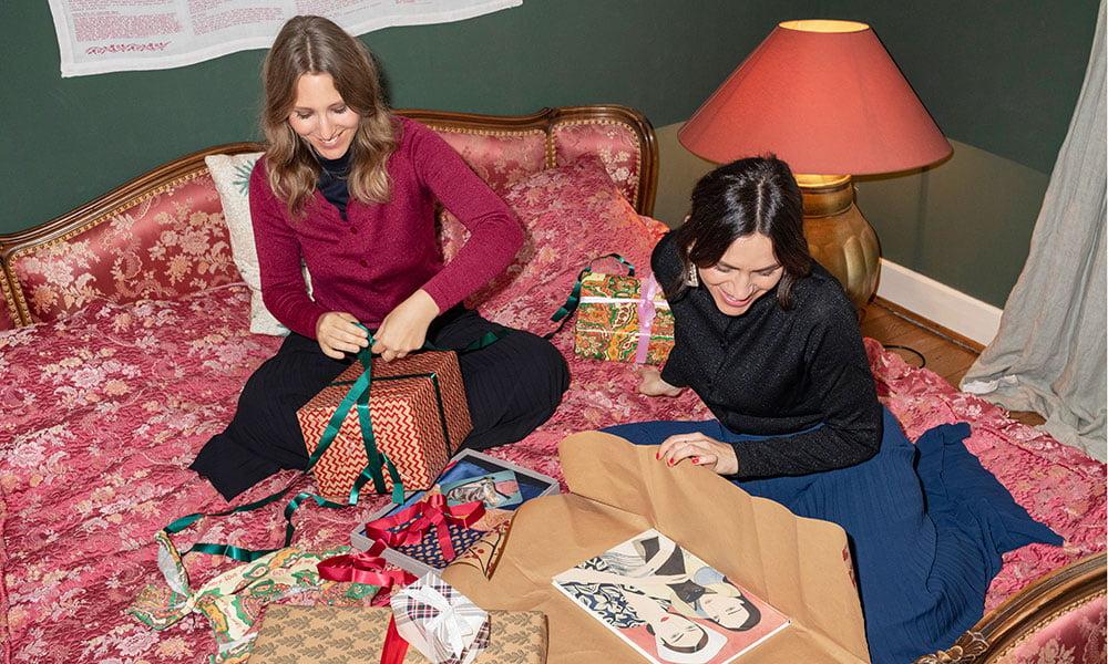Weihnachtsgeschenk-Ideen zum easy online bestellen: 15 schöne Ideen auf Hey Pretty Beauty Blog zu Weihnachten 2019 (Image: Collectif mon Amour)
