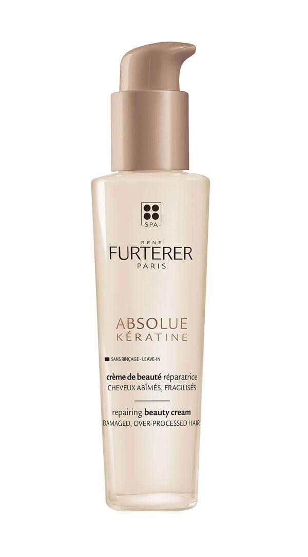René Furterer Absolue Kératine Repairing Beauty Cream (Die richtige Pflege und Produkte für brüchiges, beschädigtes Haar auf Hey Pretty)