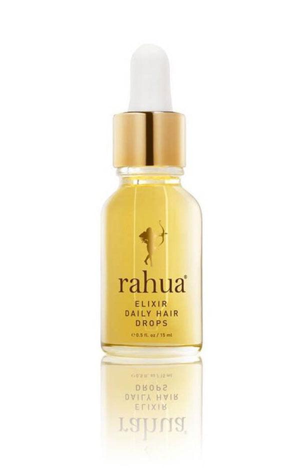 Produktetipps für brüchiges, stark beschädigtes Haar: Rahua Elixir Daily Hair Drops (Hey Pretty Beauty Blog 2020)