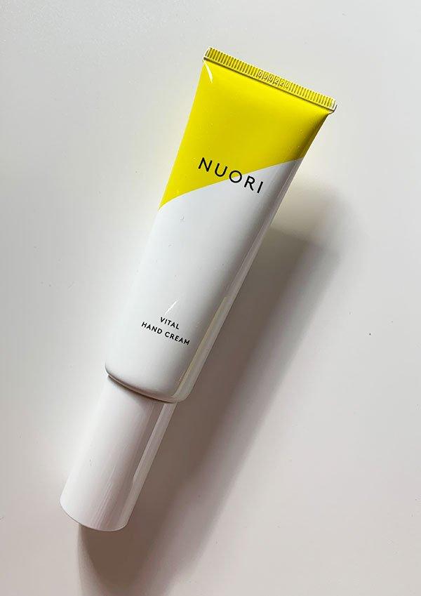 NUORI Vital Hand Cream (Organic Beauty aus Dänemark) – Hey Pretty Beauty Blog Review