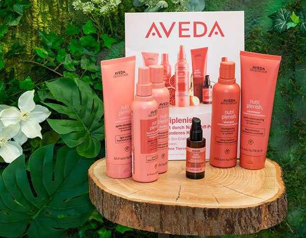 Aveda Nutriplenish Launch in der Schweiz: Hey Pretty Beauty Blog Erfahrungsbericht