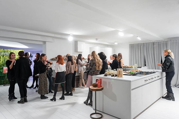 Launch Event Aveda Nutriplenish Schweiz (Hey Pretty Beauty Blog)