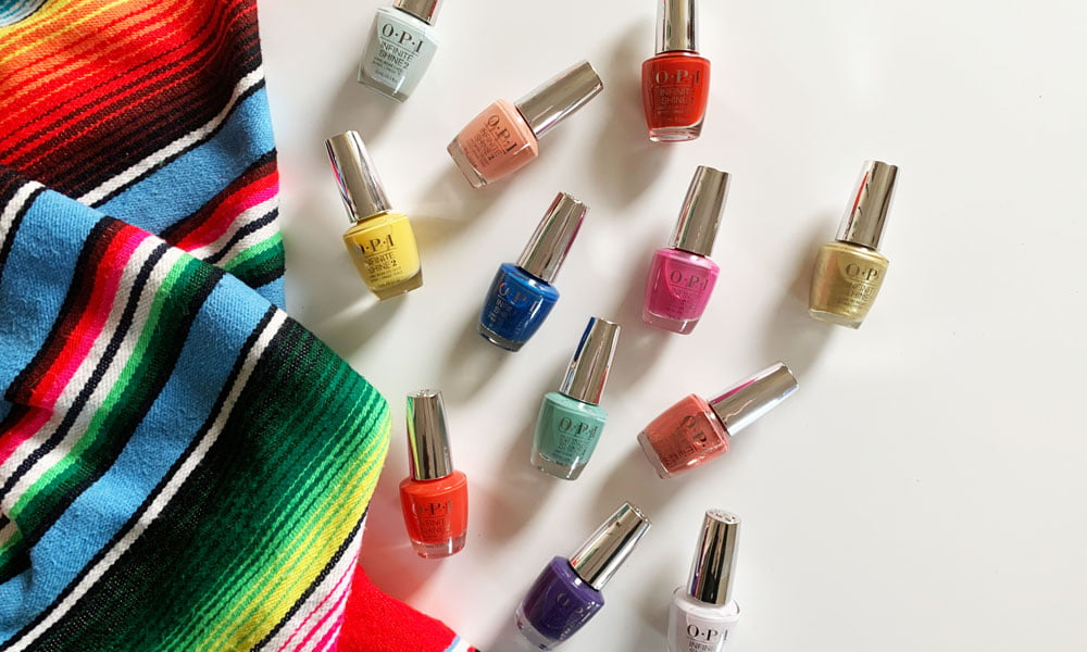 Preview: OPI Mexico City Spring Summer 2020 Nail Polish Collection auf Hey Pretty Beauty Blog