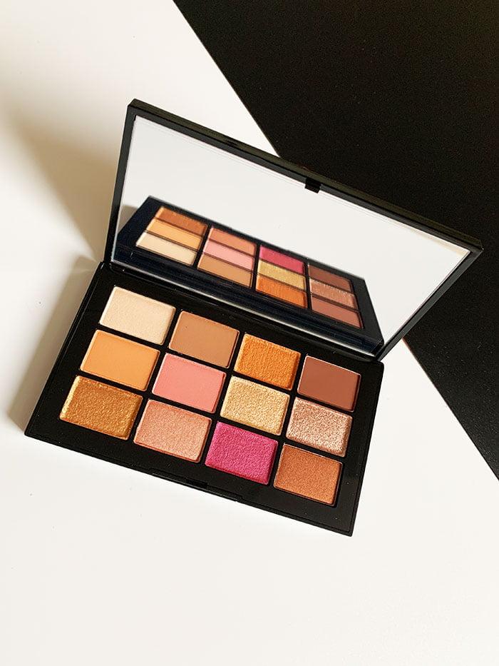 Erfahrungsbericht NARS Afterglow Eyeshadow Palette (Hey Pretty Beauty Blog)
