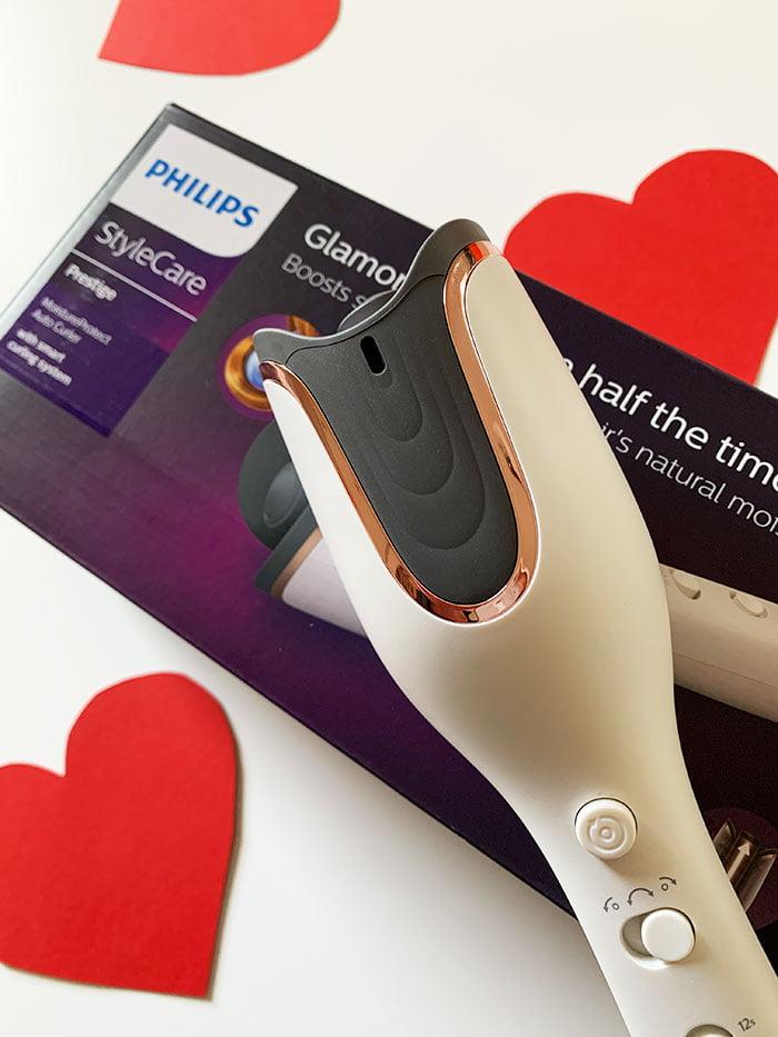 Philips StyleCare Auto Curler: Locken-Tutorial auf Hey Pretty mit Gewinnspiel