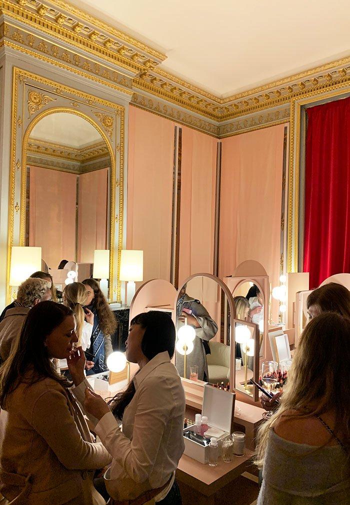 Pinsel, Lip Liner und Lip Balm der Rouge Hermès Kollektion, ab 4. März weltweit erhältlich (Hey Pretty Beauty Blog)