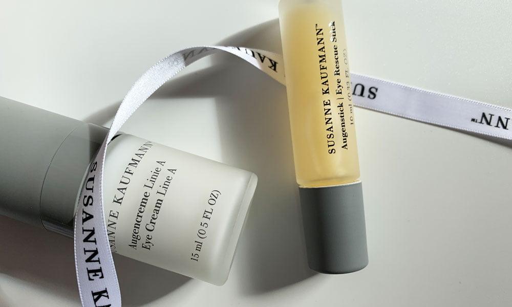 Interview und Erfahrungsbericht zum Launch von Susanne Kaufmann Augenstick und Relaunch der Linie A (Hey Pretty Beauty Blog)