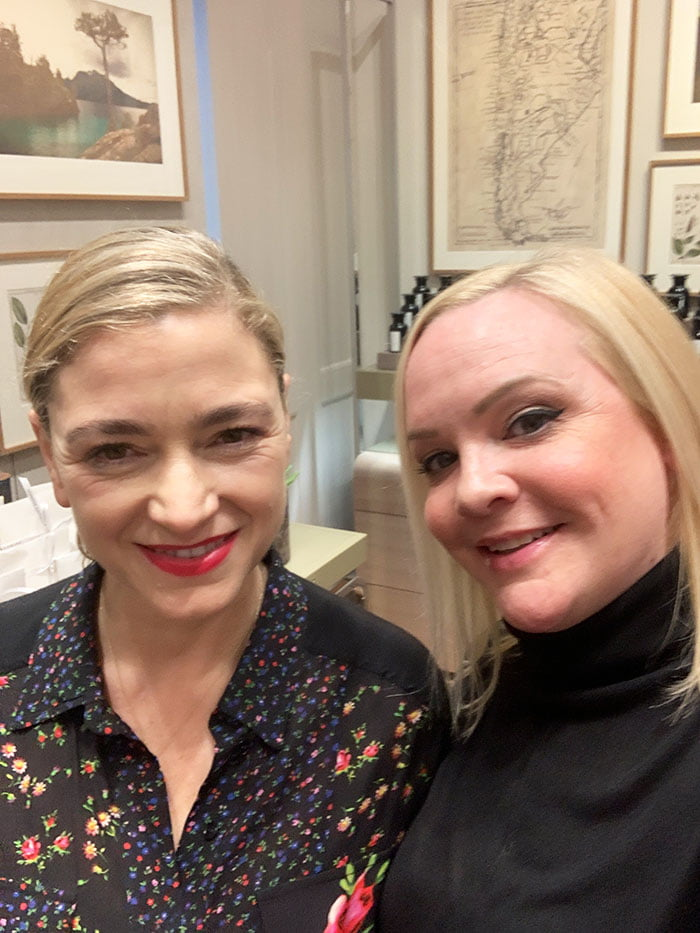 Interview und Erfahrungsbericht zum Launch von Susanne Kaufmann Augenstick und Relaunch der Linie A (Hey Pretty Beauty Blog) im Spitzenhaus Zürich
