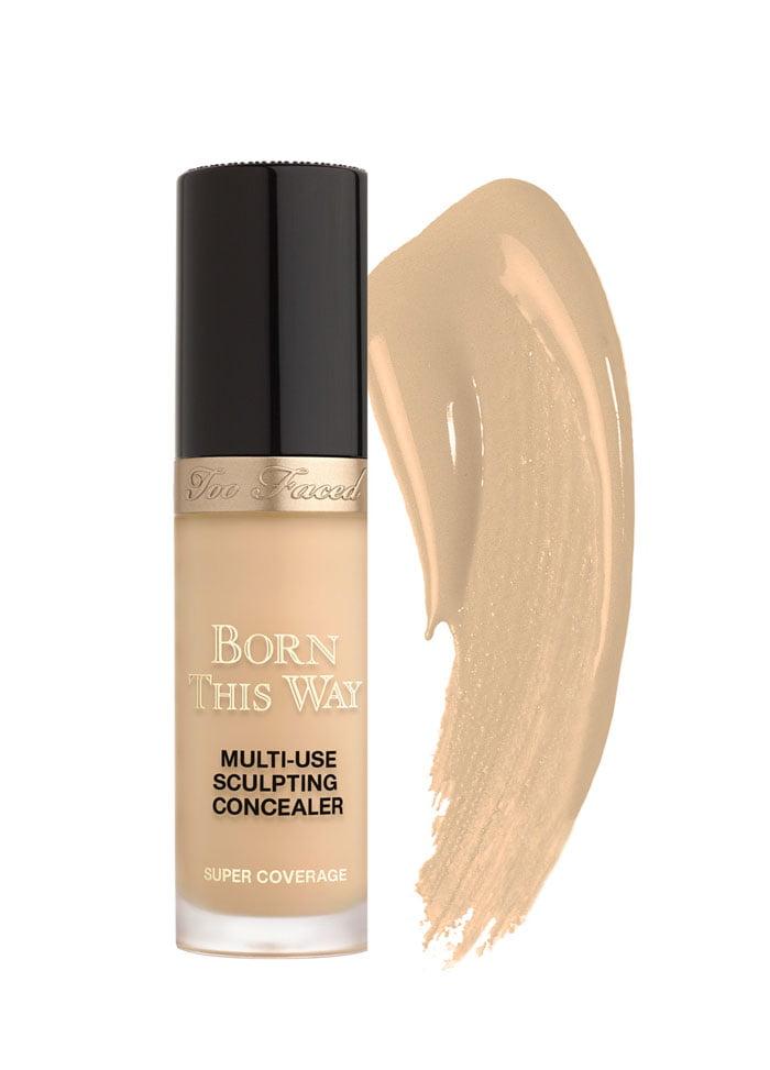 Hey Pretty Beauty-ABC: Concealer, und wie du ihn richtig anwendest – Too Faced Born This Way Multi-Use Sculpting Concealer