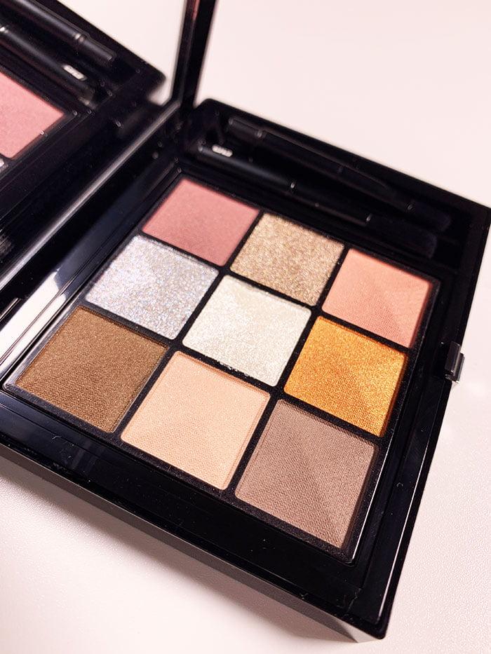 Closeup Givenchy Make-Up «Le Prismissime» Lidschattenpalette (Hey Pretty Beauty Blog Review)