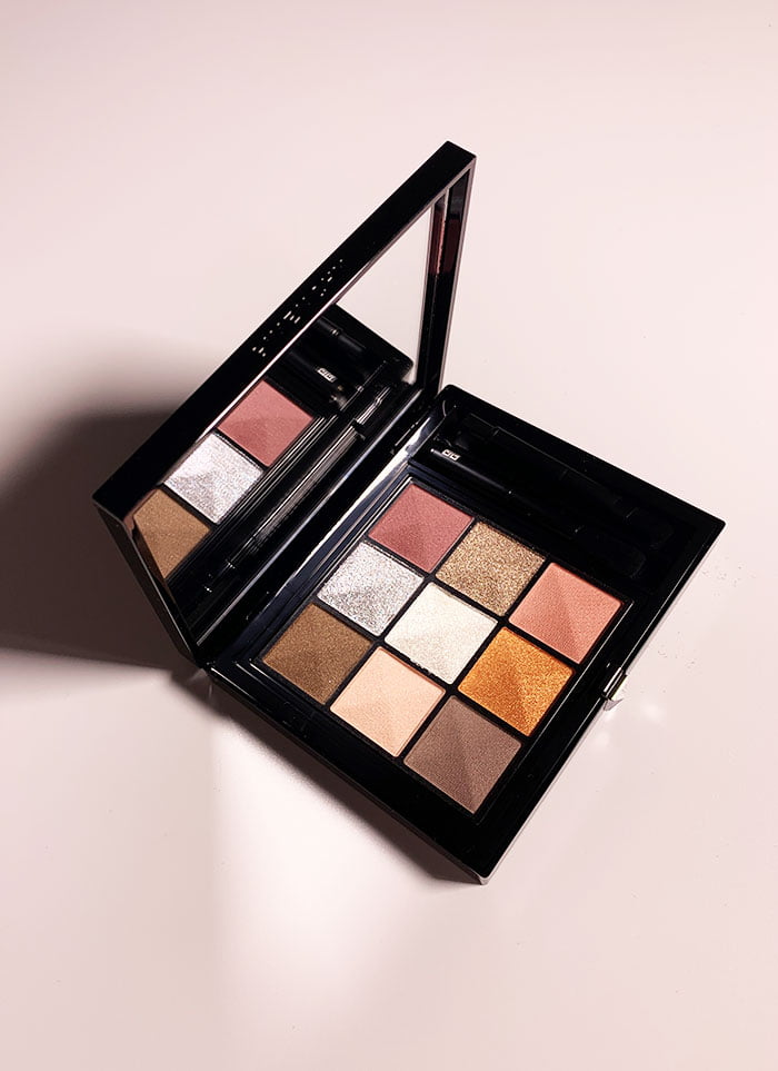 Givenchy Make-Up «Le Prismissime» Lidschattenpalette (Hey Pretty Beauty Blog Review)