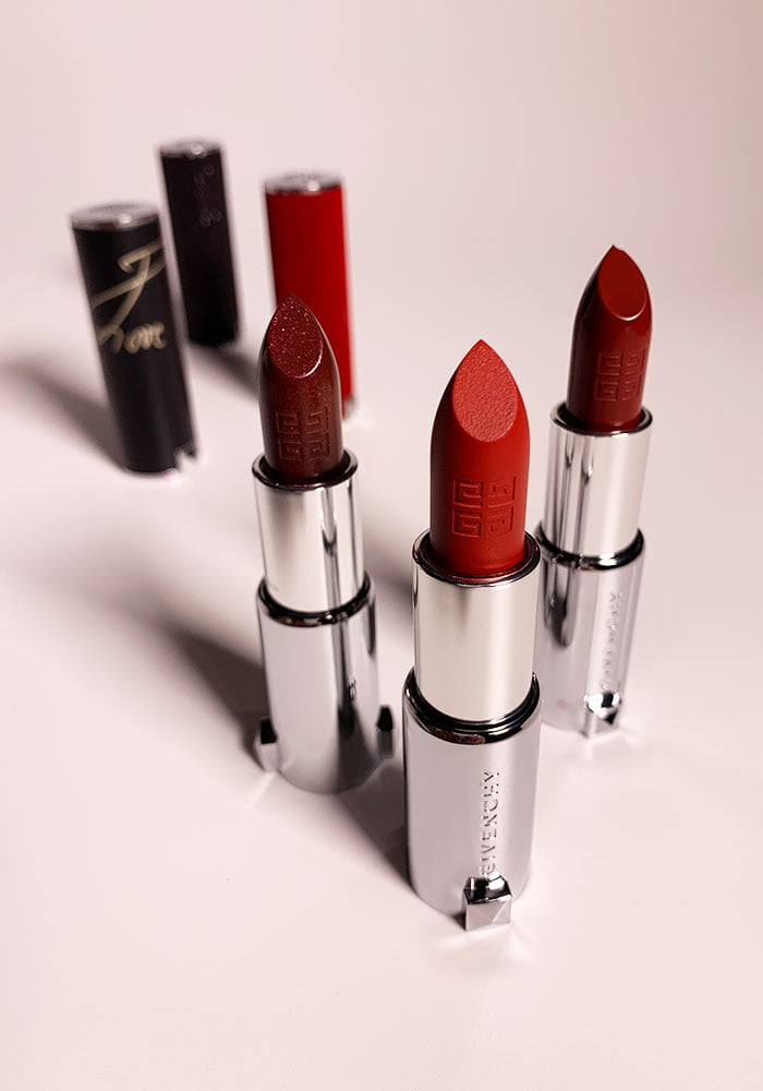 Givenchy Le Rouge Lipsticks (Hey Pretty Beauty Blog Review)
