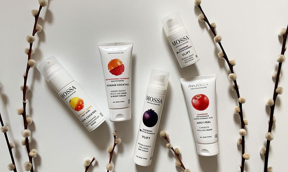 MOSSA Organic Skincare bei Your Green Boutique Schweiz: Der Hey Pretty-Erfahrungsbericht mit Gewinnspiel