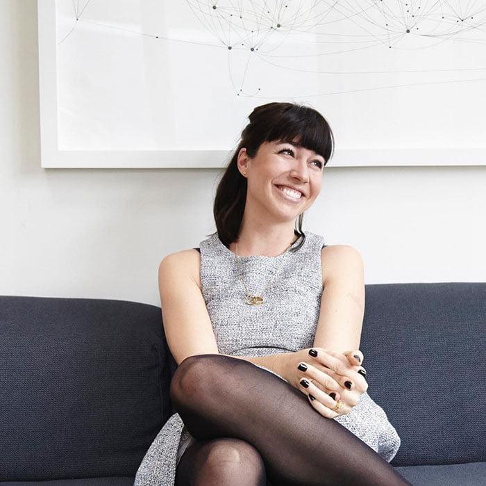 Nina Skarabela von OZN (Image Copyright: Billie Scheepers)