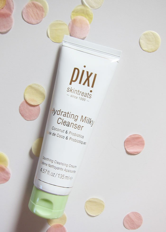 Pixi Hydrating Milky Cleanser (Hey Pretty Beauty Blog Schweiz Review)