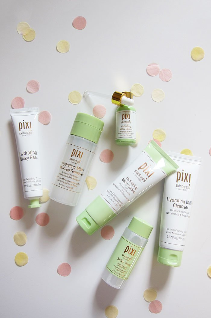 Pixi Beauty: Hydrating Milky Collection – Übersicht und Produktereviews auf Hey Pretty Beauty Blog