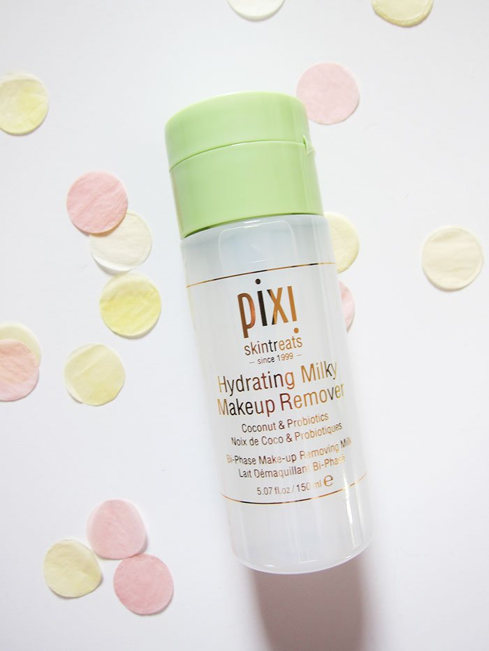 Pixi Hydrating Milky Make-Up Remover (Hey Pretty Beauty Blog Schweiz Review)