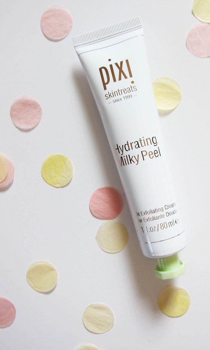 Pixi Hydrating Milky Peel (Hey Pretty Beauty Blog Schweiz Review)
