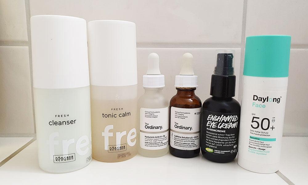 Show Me Your Badezimmerschränkli, Nadja –die Hey Pretty Beautyserie, echte Frauen, echte Hautpflege-Routinen