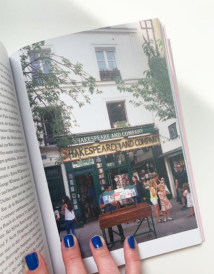 Detailbild aus «À Paris – mit Jeanne Damas zu den coolsten Frauen der Stadt» (Lauren Bastide), Alle Image Credits: Knesebeck Verlag/Jeanne Damas 2020