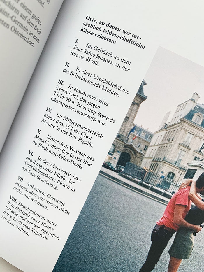 Detailbild aus «À Paris – mit Jeanne Damas zu den coolsten Frauen der Stadt» (Lauren Bastide), Alle Image Credits: Knesebeck Verlag/Jeanne Damas 2020, Buchreview auf Hey Pretty