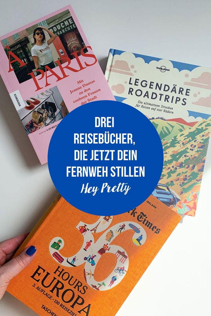 3 Reisebücher, die jetzt dein Fernweh stillen (The Corona Crisis Book Review) Hey Pretty Beauty Blog 2020