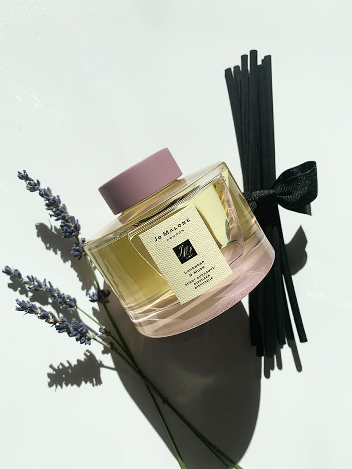 Jo Malone London Lavender & Musk Diffuser (Hey Pretty Beauty Blog)