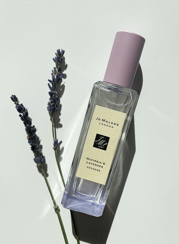Jo Malone London Wisteria & Lavender Cologne (Hey Pretty Beauty Blog Erfahrungsbericht)