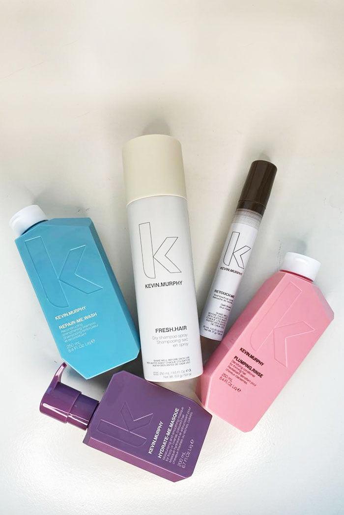 Kevin Murphy: Fünf Must Have Produkte, direkt von der Expertin at inioma Zürich empfohlen (Hey Pretty Beauty Blog Erfahrungsbericht)