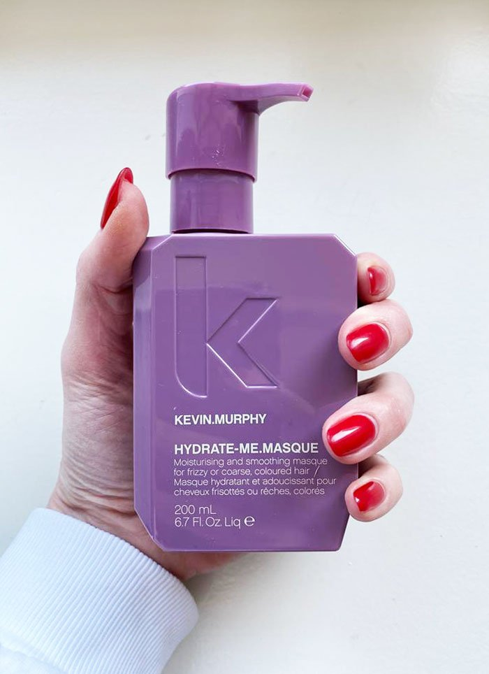 Kevin Murphy Hydrate Me Mask (HYDRATE-ME.MASQUE) Haarmaske: Coiffeur-Faves auf Hey Pretty Beauty Blog – Erfahrungsbericht