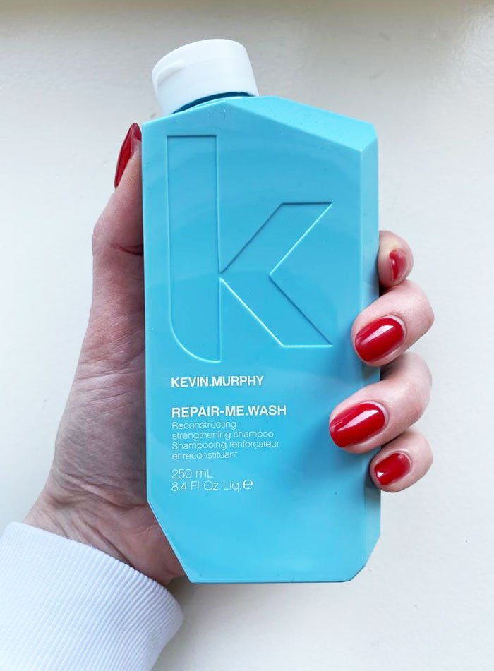 Kevin Murphy Repair Me Wash (REPAIR-ME.WASH) Shampoo: Coiffeur-Faves auf Hey Pretty Beauty Blog – Erfahrungsbericht