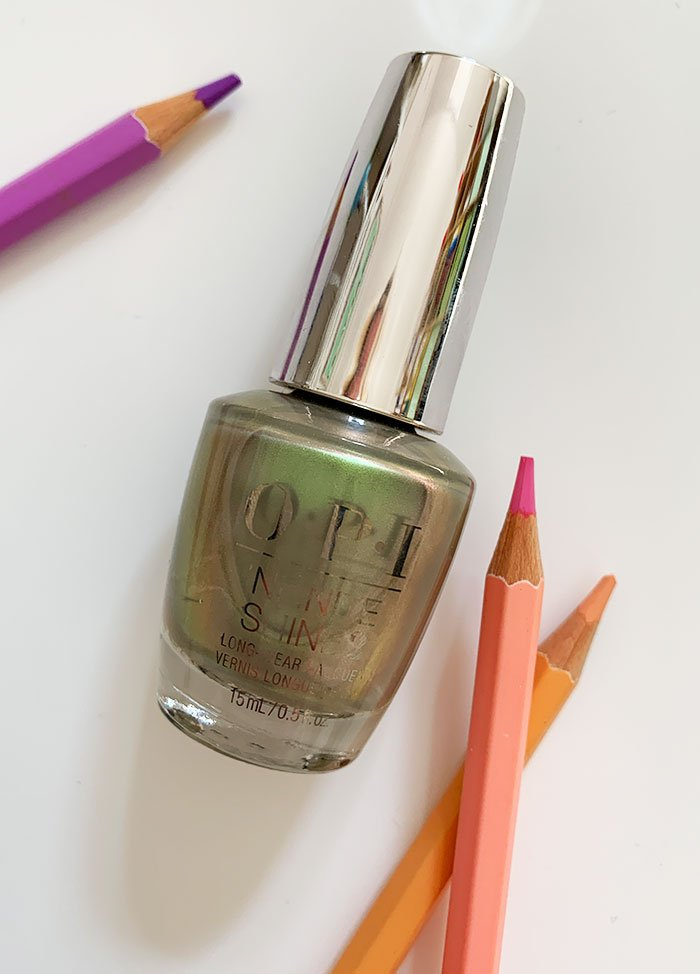 OPI Olive for Pearls (Neo-Pearl Collection Spring 2020) – Image and Review by Hey Pretty Beauty Blog