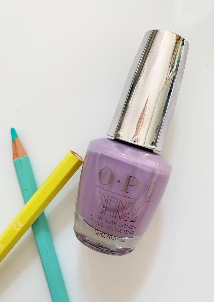 OPI Glisten Carefully (Neo-Pearl Collection Spring 2020) – Image and Review by Hey Pretty Beauty Blog