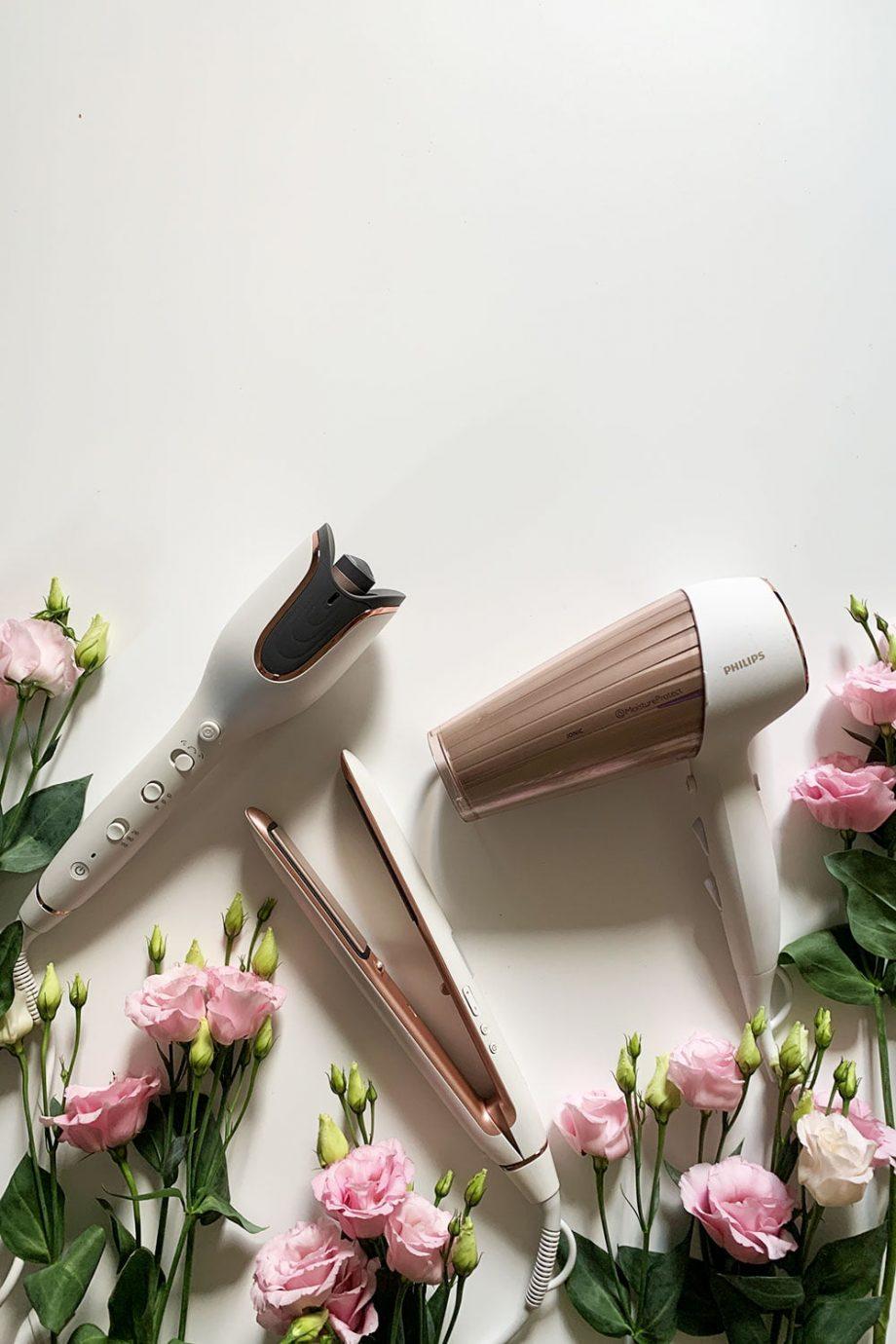 Muttertag Geschenkidee: Hairstyling Tools von Philips – das grosse Hey Pretty Giveaway 2020