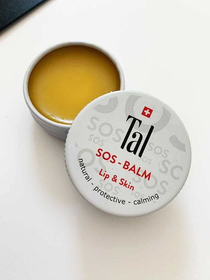 Tal MED S.O.S. Balm Lip & Skin – Hey Pretty Beauty Blog Review: Handpflege der Schweizer Marke Tal, mit Gewinnspiel