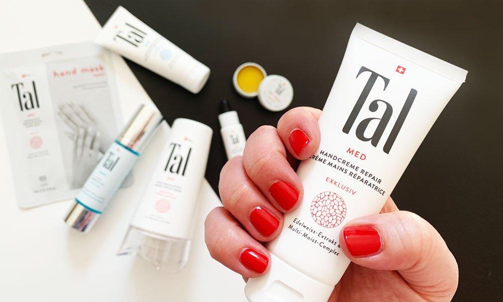 Schöne Hände mit Tal: Die Schweizer Handpflegelinie im Fokus auf Hey Pretty, inklusive Gewinnspiel
