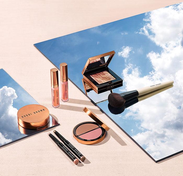 PR Image (Copyright Bobbi Brown 2020) – Bobbi Brown Summer Glow Collection on Hey Pretty Beauty Blog Schweiz – Review