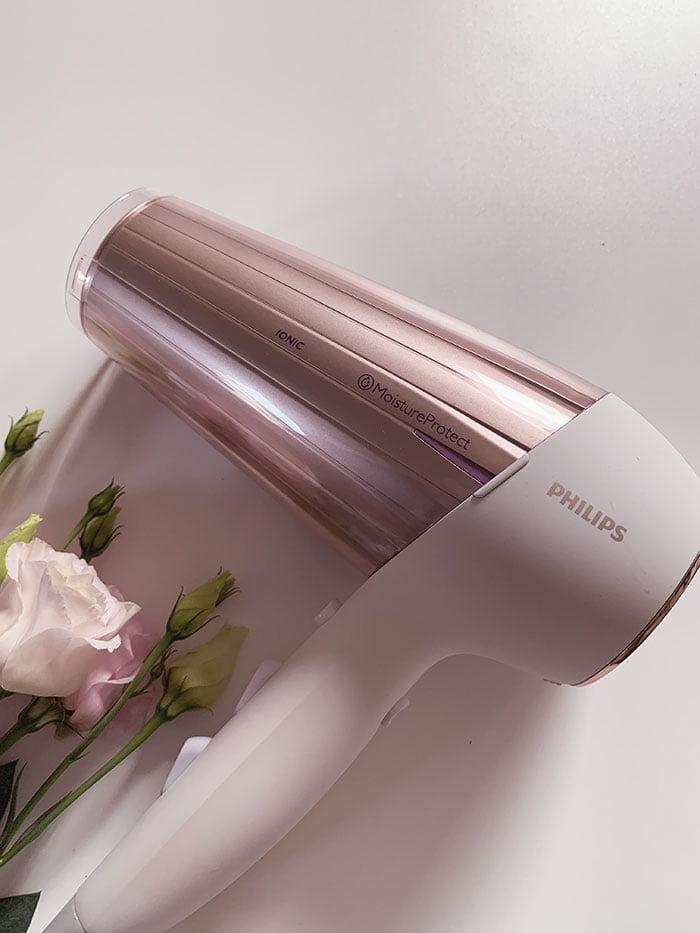 Erfahrungsbericht: MoistureProtect Drycare Prestige Haartrockner von Philips –Hey Pretty Beauty Blog Tutorial: Drei einfache Brautfrisuren zum Selbermachen