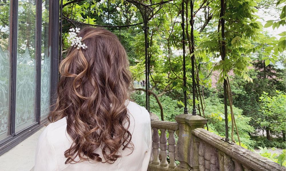 Drei einfache DIY Brautfrisuren, die du ganz easy hinkriegst... versprochen! Hey Pretty Beauty Blog Tutorial mit Philips Hairstyling Tools